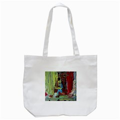 Point Of View 9 Tote Bag (white)