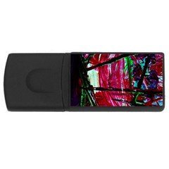 Sacred Knowledge 9 Rectangular Usb Flash Drive by bestdesignintheworld