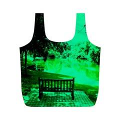 Lake Park 20 Full Print Recycle Bags (m)