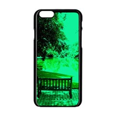 Lake Park 20 Apple Iphone 6/6s Black Enamel Case