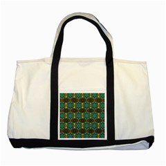 Colorful 29 Two Tone Tote Bag