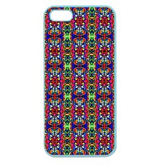 Colorful 30 Apple Seamless Iphone 5 Case (color)