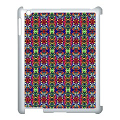 Colorful 30 Apple Ipad 3/4 Case (white) by ArtworkByPatrick
