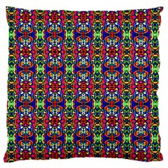 Colorful 30 Standard Flano Cushion Case (two Sides)