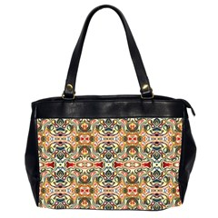 Artwork By Patrick Colorful 31 Office Handbags (2 Sides)