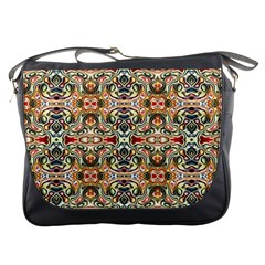 Artwork By Patrick Colorful 31 Messenger Bags