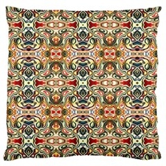 Artwork By Patrick Colorful 31 Large Cushion Case (two Sides)