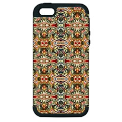 Artwork By Patrick Colorful 31 Apple Iphone 5 Hardshell Case (pc+silicone)