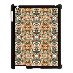 Artwork By Patrick Colorful 31 Apple Ipad 3/4 Case (black)