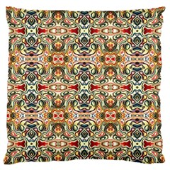 Artwork By Patrick Colorful 31 Standard Flano Cushion Case (two Sides)