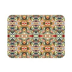 Artwork By Patrick Colorful 31 Double Sided Flano Blanket (mini)