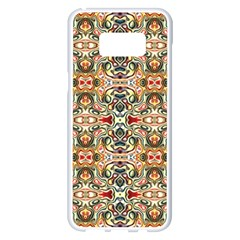 Artwork By Patrick Colorful 31 Samsung Galaxy S8 Plus White Seamless Case