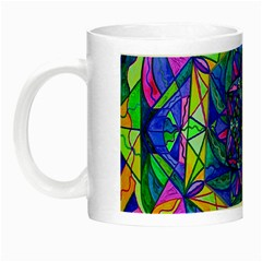 Positive Focus   Glow In The Dark Mug