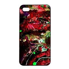 Bloody Coffee 2 Apple Iphone 4/4s Seamless Case (black) by bestdesignintheworld