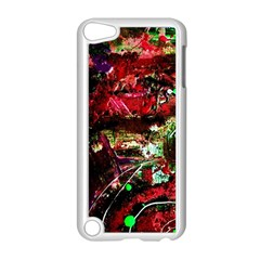 Bloody Coffee 2 Apple Ipod Touch 5 Case (white) by bestdesignintheworld
