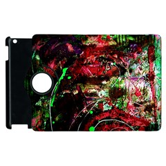 Bloody Coffee 2 Apple Ipad 3/4 Flip 360 Case by bestdesignintheworld
