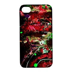 Bloody Coffee 2 Apple Iphone 4/4s Hardshell Case With Stand by bestdesignintheworld