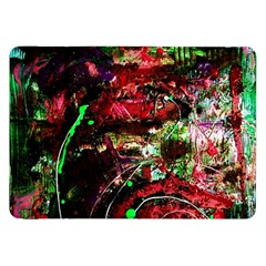 Bloody Coffee 2 Samsung Galaxy Tab 8 9  P7300 Flip Case by bestdesignintheworld