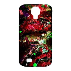Bloody Coffee 2 Samsung Galaxy S4 Classic Hardshell Case (pc+silicone)