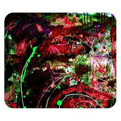 Bloody Coffee 2 Double Sided Flano Blanket (small)