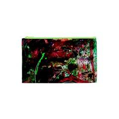 Bloody Coffee 2 Cosmetic Bag (xs)