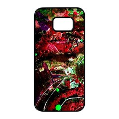Bloody Coffee 2 Samsung Galaxy S7 Edge Black Seamless Case