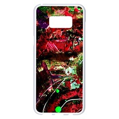 Bloody Coffee 2 Samsung Galaxy S8 Plus White Seamless Case by bestdesignintheworld