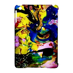 Yellow Roses 2 Apple Ipad Mini Hardshell Case (compatible With Smart Cover)