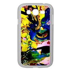 Yellow Roses 2 Samsung Galaxy Grand Duos I9082 Case (white)