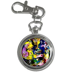 Yellow Roses 2 Key Chain Watches