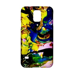 Yellow Roses 2 Samsung Galaxy S5 Hardshell Case