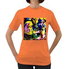 Yellow Roses 2 Women s Dark T Shirt