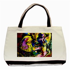Yellow Roses 2 Basic Tote Bag (two Sides)