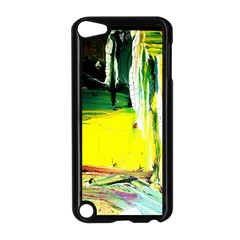 Poppies In An Abandoned Yard 10 Apple Ipod Touch 5 Case (black)