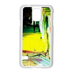 Poppies In An Abandoned Yard 10 Samsung Galaxy S5 Case (white)