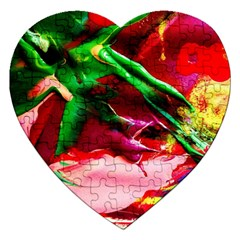 Red Cross 4 Jigsaw Puzzle (heart)