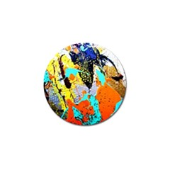 Africa  Kenia Golf Ball Marker (4 Pack)