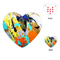 Africa  Kenia Playing Cards (heart)