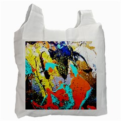 Africa  Kenia Recycle Bag (one Side)