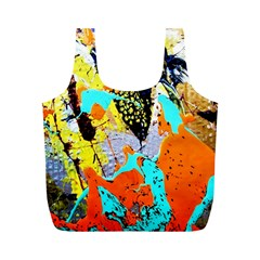 Africa  Kenia Full Print Recycle Bags (m)