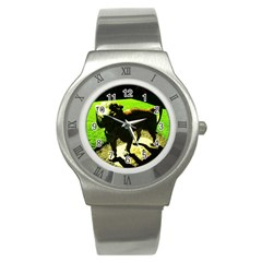 Guard 2 Stainless Steel Watch