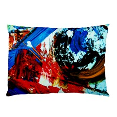 Mixed Feelings 4 Pillow Case (two Sides) by bestdesignintheworld