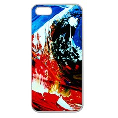 Mixed Feelings 4 Apple Seamless Iphone 5 Case (clear)