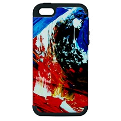Mixed Feelings 4 Apple Iphone 5 Hardshell Case (pc+silicone) by bestdesignintheworld
