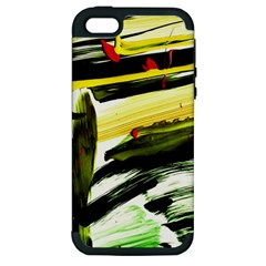 Grave Yard 6 Apple Iphone 5 Hardshell Case (pc+silicone) by bestdesignintheworld