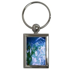 Close To Pinky,s House 9 Key Chains (rectangle)