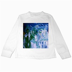 Close To Pinky,s House 9 Kids Long Sleeve T Shirts