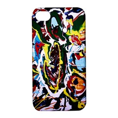 Inposing Butterfly 1 Apple Iphone 4/4s Hardshell Case With Stand