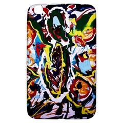 Inposing Butterfly 1 Samsung Galaxy Tab 3 (8 ) T3100 Hardshell Case