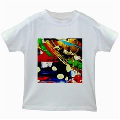 Catalina Island Not So Far 3 Kids White T Shirts by bestdesignintheworld